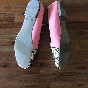 SO Shoes - SO Pink Lemon Flats NWT from Kohl's